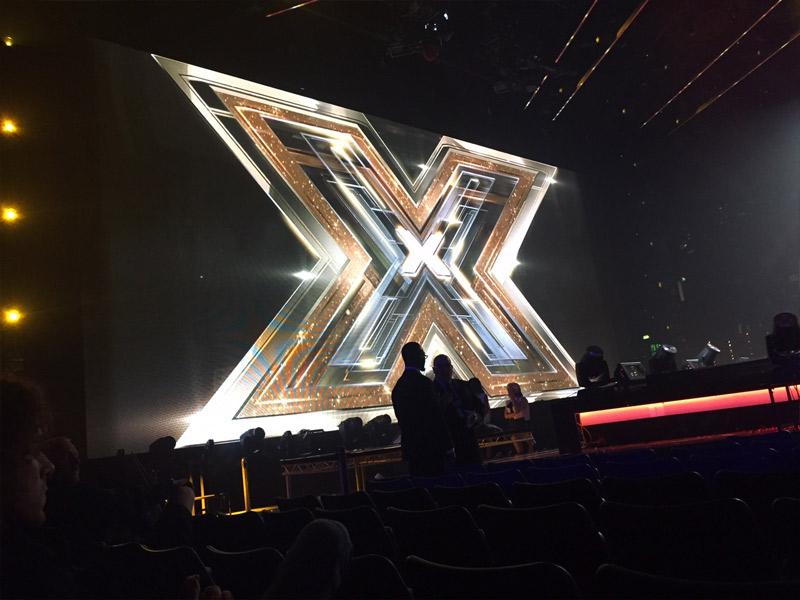 Ed Sheeran XFactor