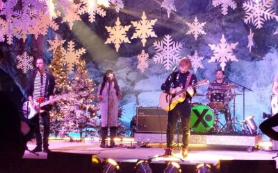 ED SHEERAN on TOP OF THE POPS