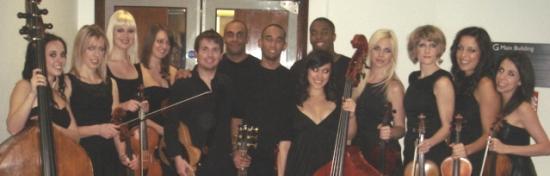 aklass strings band