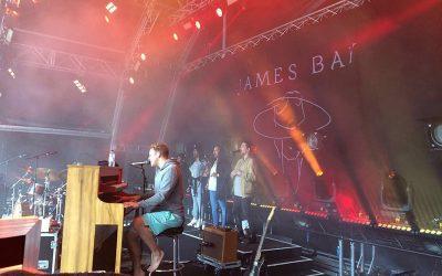 JAMES BAY UK Festival Tour