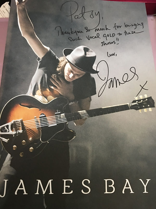 james bay review