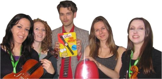 may 2008 musicians