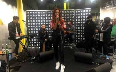 NATALIE LA ROSE for ADIDAS launch